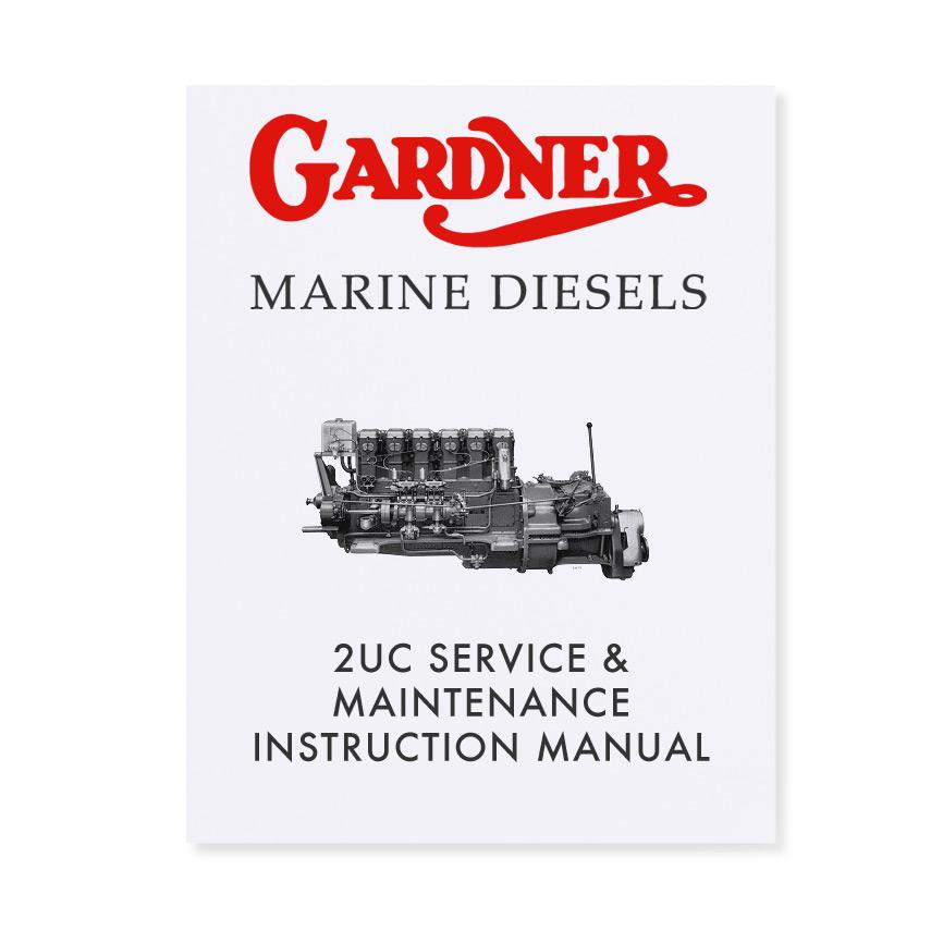 Gardner Spares Gardner Diesel Engine Spare Parts 2uc