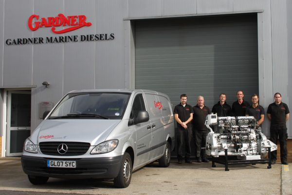 Gardner Engines Service Team